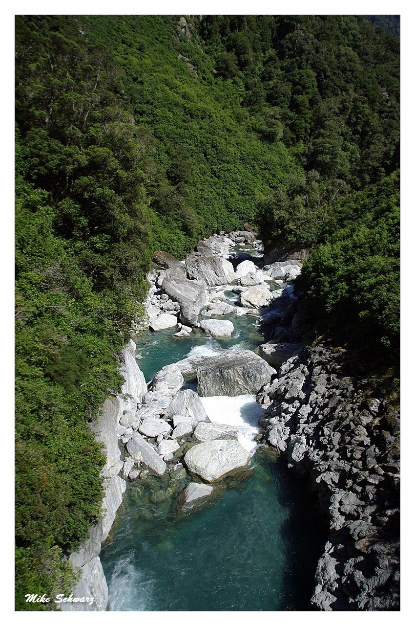 Makaroa Creek