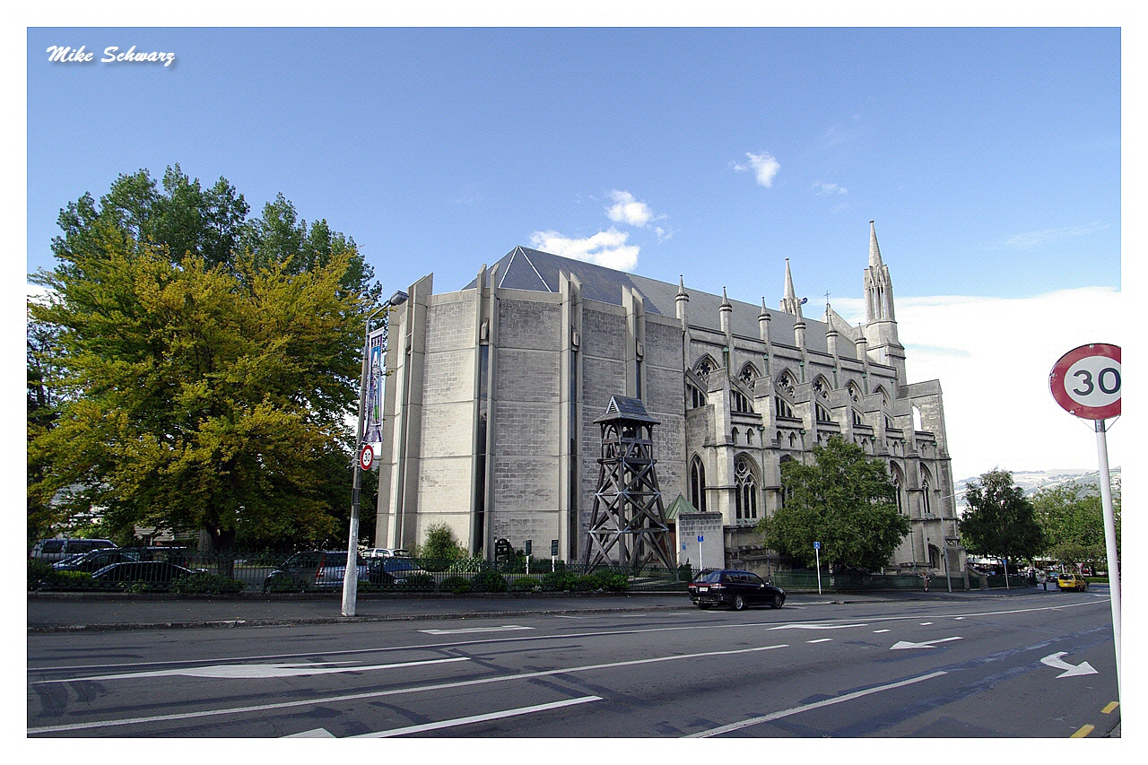 Dunedin St Paul\'s Cathedral
