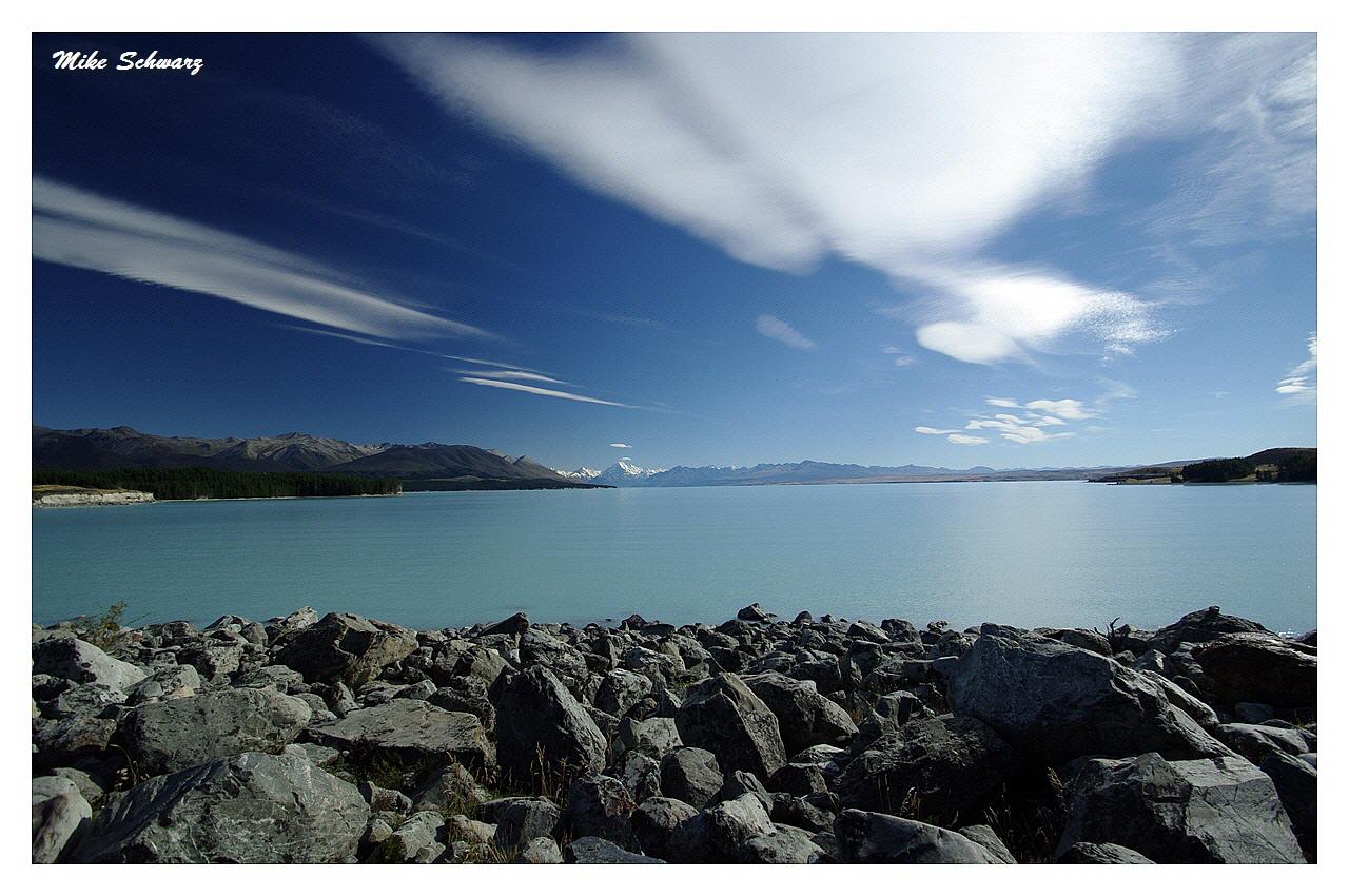 Mount Cook & Lake Pukaki