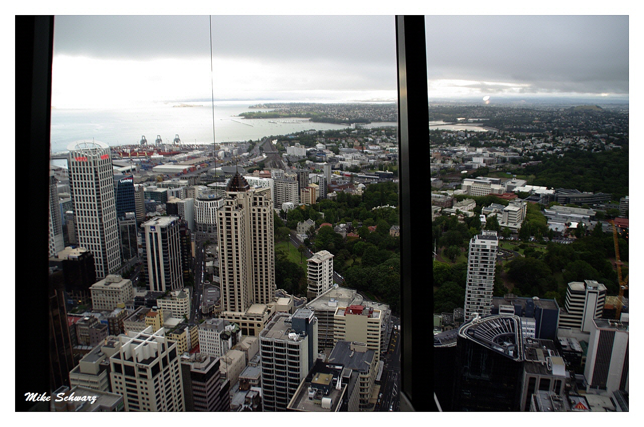 Auckland Skycity Tower