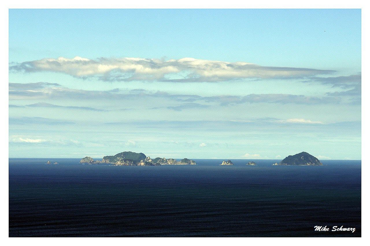 Coromandel-Halbinsel