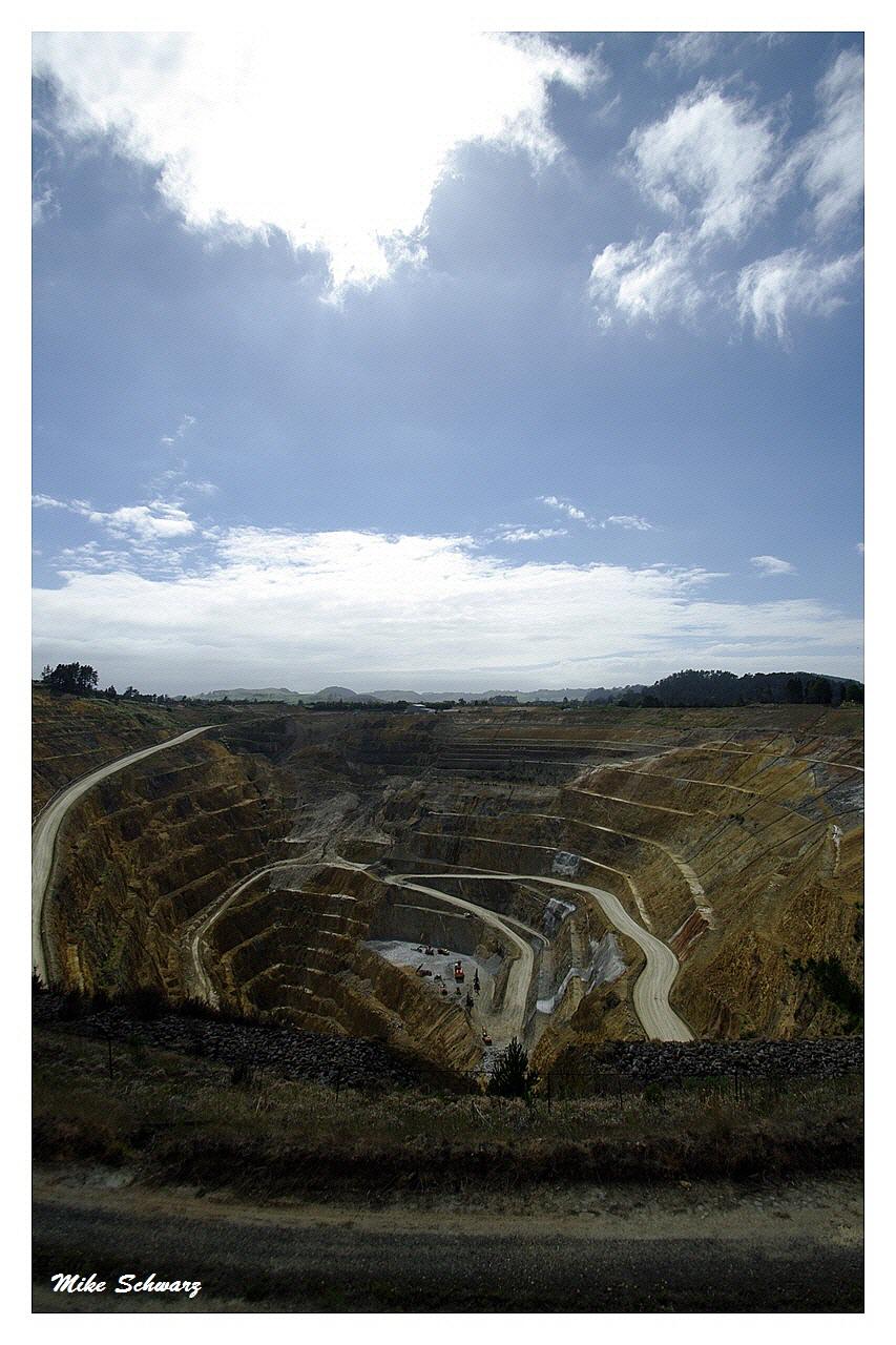 Martha Gold Mine
