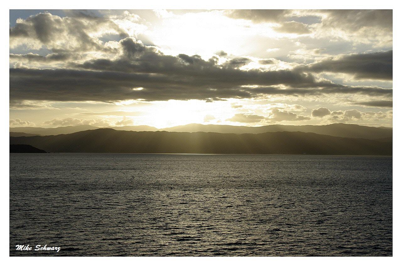 Cook Strait & Nordinsel