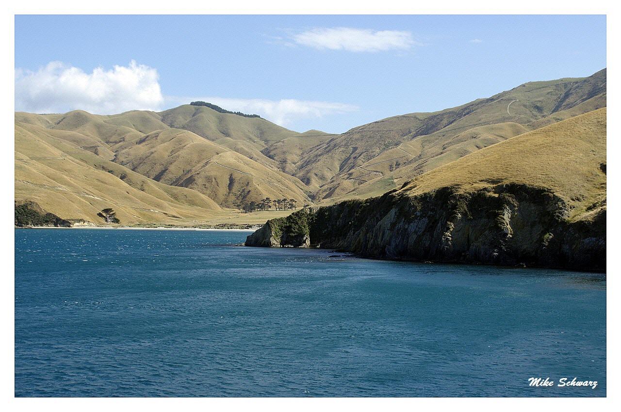 Cook Strait & Südinsel