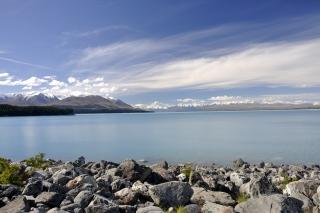 Lake Pukaki / Mount Cook
