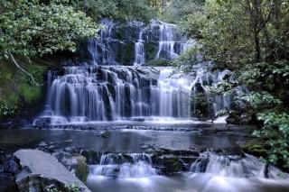 Catlins / Purakaunui Falls
