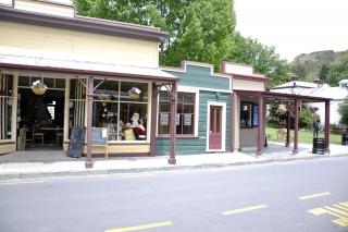XMas in Arrowtown
