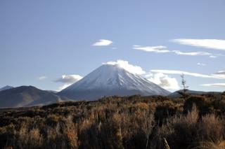 Tongario NP, Mt. Ngauruhoe
