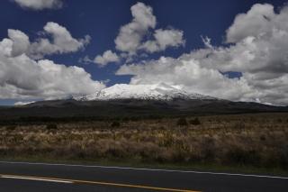 Tongario NP, Mt. Ruapehu