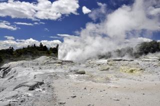 Rotorua, Pohutu Geysir
